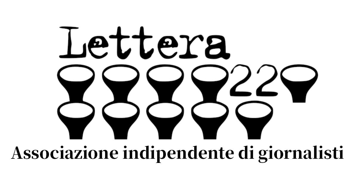 Home - Lettera22